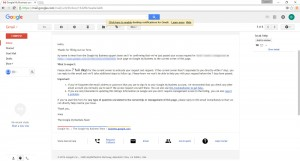 google email 1